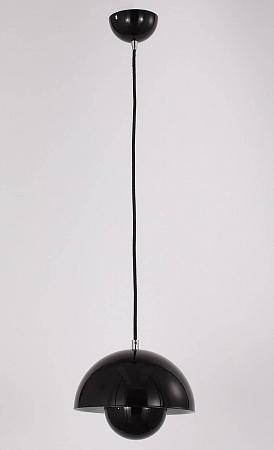 Подвесной светильник Lucia Tucci Narni 197.1 Nero