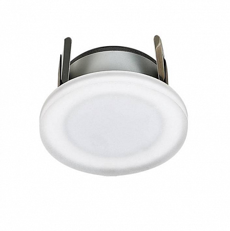 Встраиваемый светодиодный светильник Lucia Tucci Vet 106.1-3W-WT