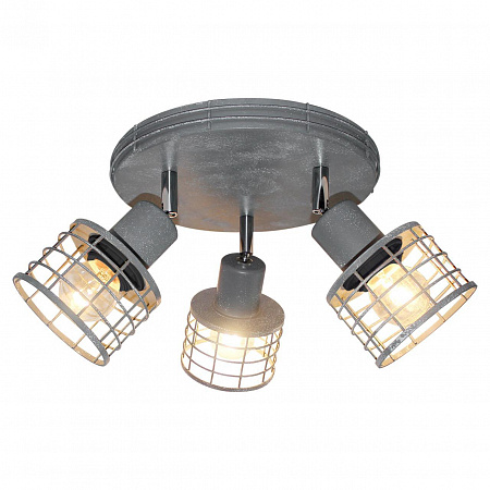Спот Lussole Loft Duet LSP-9969