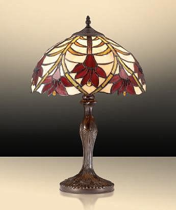 Настольная лампа Odeon Light Gibis 2640/1T