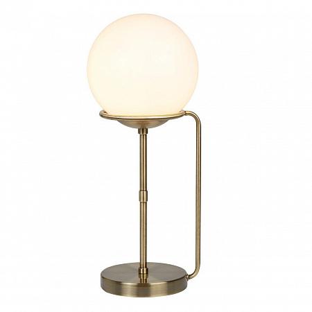 Настольная лампа Arte Lamp Bergamo A2990LT-1AB