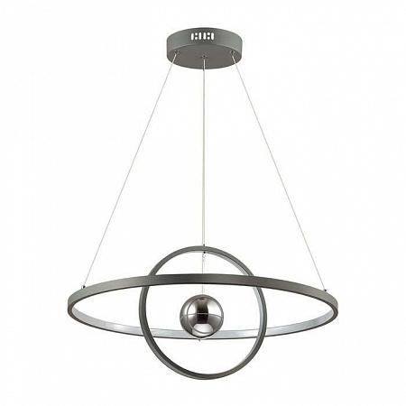 Подвесной светодиодный светильник Odeon Light Lond 4031/40L