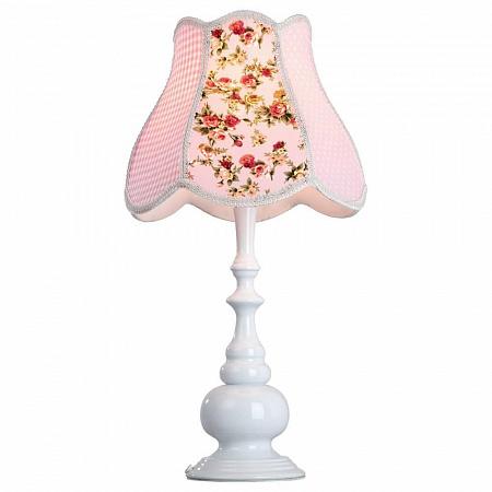 Настольная лампа Arte Lamp Provence A9222LT-1WH