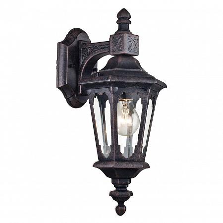 Уличный настенный светильник Maytoni Oxford S101-42-01-B