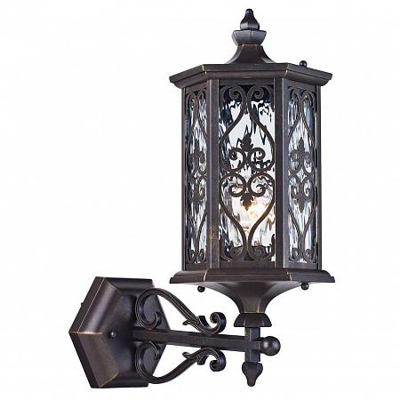 Уличный настенный светильник Maytoni Canal Grande S102-45-01-R