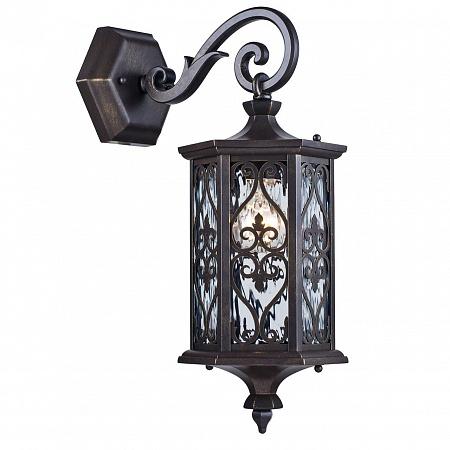 Уличный настенный светильник Maytoni Canal Grande S102-46-01-R