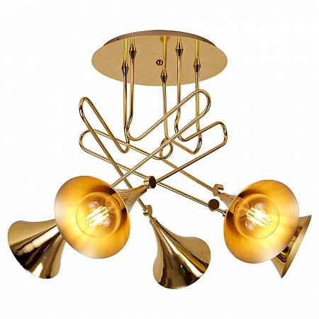 Подвесная люстра Mantra Jazz 5897