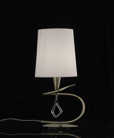 Настольная лампа Mantra Mara Antique Brass 1629