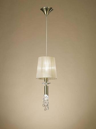 Подвесной светильник Mantra Tiffany Bronze 3881