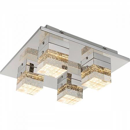 Потолочная светодиодная люстра Globo Macan 42505-4