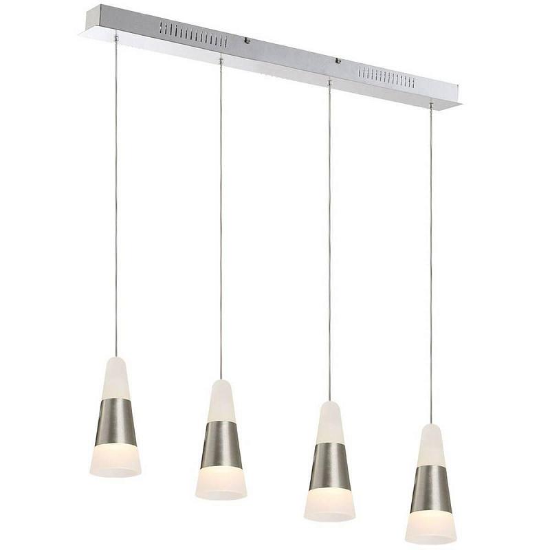 Подвесной светодиодный светильник Globo Friso 56024-4H