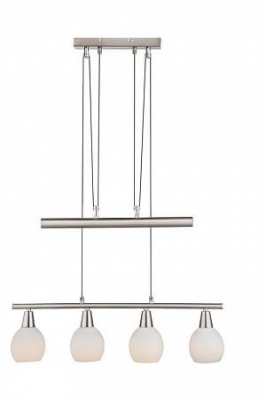 Подвесной светодиодный светильник Globo Elliott 54351-4Z
