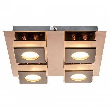 Потолочный светодиодный светильник Globo 49403-4
