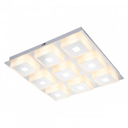 Потолочный светодиодный светильник Globo Quadralla 41111-9