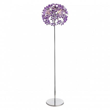 Торшер Globo Purple 5142-3S