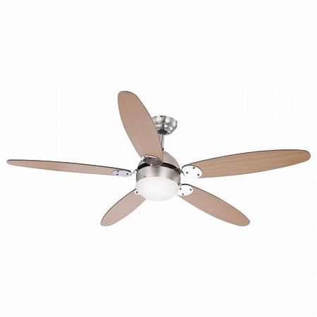 Вентилятор-люстра Globo Azura 0308
