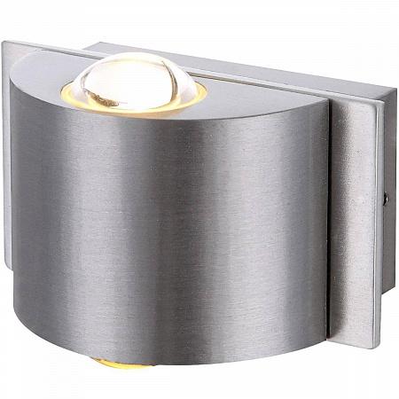 Уличный настенный светодиодный светильник Globo Line 34177-2