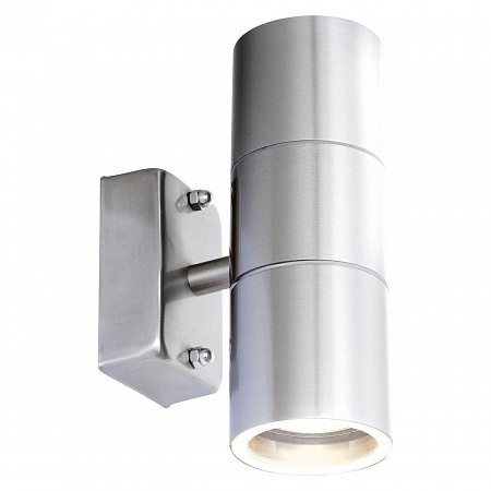 Уличный настенный светодиодный светильник Globo Style 3201-2L