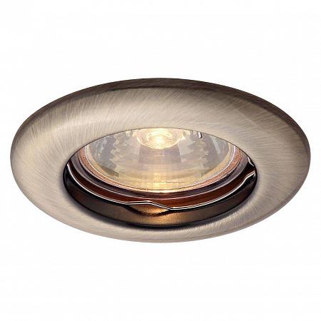 Встраиваемый светильник Arte Lamp Praktisch A1203PL-1AB