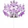 Бра Globo Purple 5142-2W
