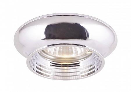 Встраиваемый светильник Arte Lamp Cromo A1061PL-1CC