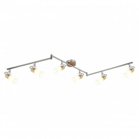 Трековый светодиодный светильник Globo Lori 56606-6