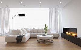 Как подобрать освещение для натяжных и гипсовых потолков