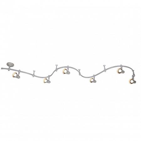 Трековая система Arte Lamp A3057PL-6SI