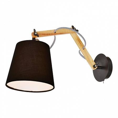 Спот Arte Lamp Pinoccio A5700AP-1BK