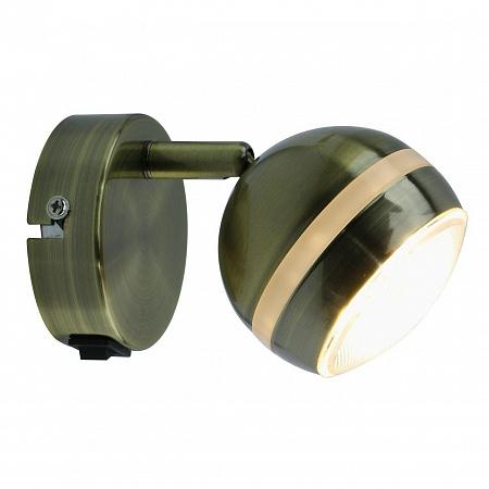 Светодиодный спот Arte Lamp Venerd A6009AP-1AB