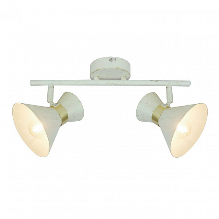 Спот Arte Lamp Baltimore A1406AP-2WG