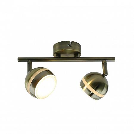 Светодиодный спот Arte Lamp Venerd A6009PL-2AB