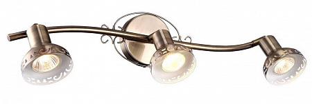Спот Arte Lamp Focus A5219PL-3AB