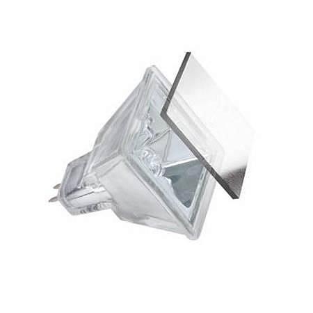 Лампа галогенная диммируемая GU5.3 20W 2900K прожектор прозрачный 83371