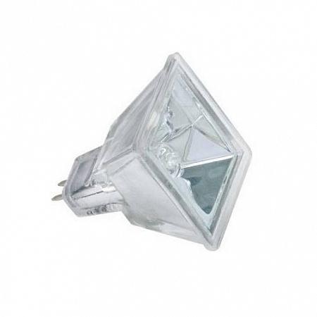 Лампа галогенная диммируемая GU5.3 35W 2900K прожектор прозрачный 83374