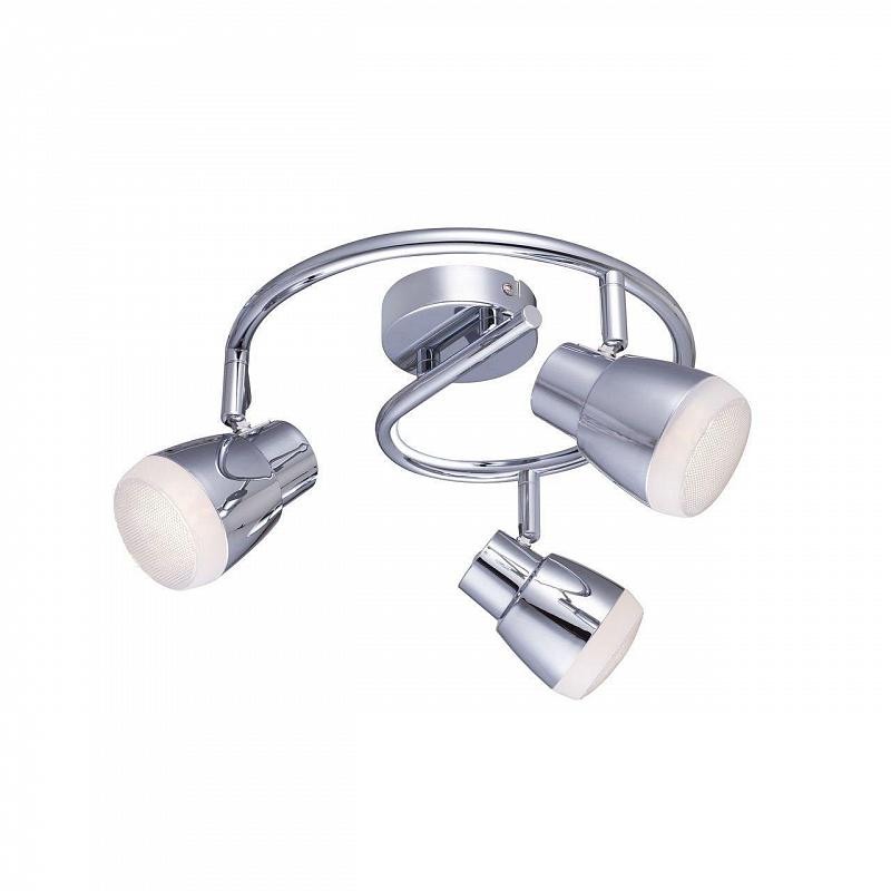 Светодиодный спот Arte Lamp Cuffia A5621PL-3CC