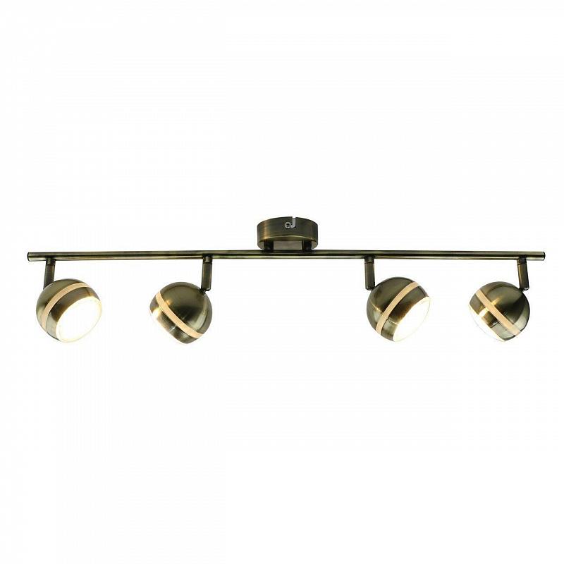 Светодиодный спот Arte Lamp Venerd A6009PL-4AB