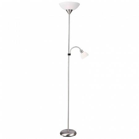 Торшер Arte Lamp Duetto A9569PN-2SI