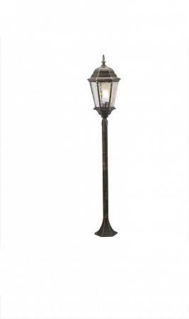 Уличный светильник Arte Lamp Genova A1206PA-1BN
