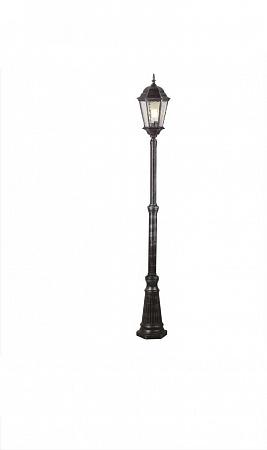 Садово-парковый светильник Arte Lamp Genova A1207PA-1BS